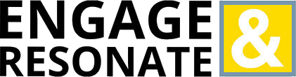 Engage and Resonate logo
